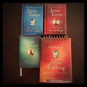 Jesus Calling books